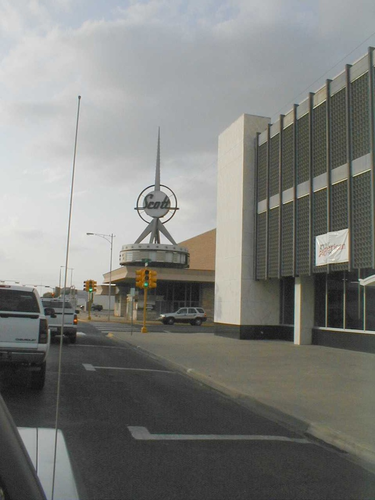 Scott Theater, Odessa, TX. Place to Visit in or around