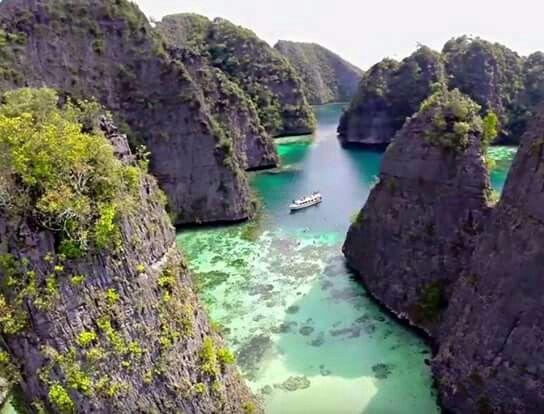 Balbulol Island Raja Ampat, Papua