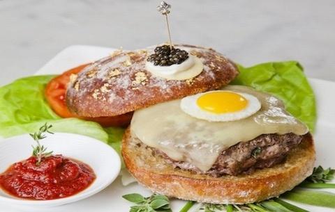 Cei mai scumpi 9 hamburgeri din lume