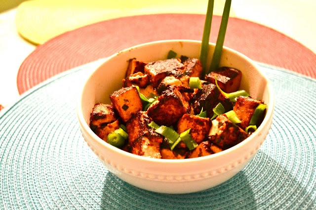 spicy tofu | FOOD | Pinterest