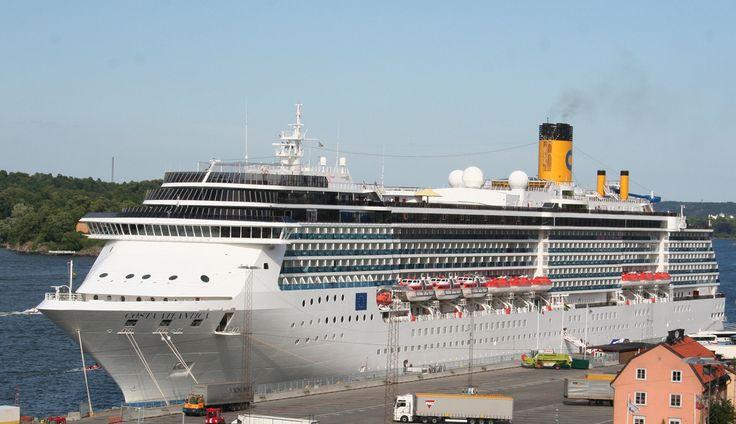 Costa Cruises' Costa Atlantica