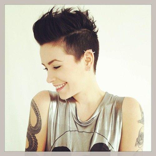 448 best Cute short hair images on Pinterest