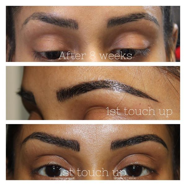 Microblading done by lee  All supplies used are from Perpetual Permanent Makeup. Best stuff I have ever used 🤙🏼✌🏼☺️ For all my Permanent Makeup Technicians in Canada if you want fast shipping with the best price around contact my sponsor. 🙌🏼 @perpetualp  www.perpetualpermanentmakeup.com  1.888.944.8841 604.285.0625 Call Nancy