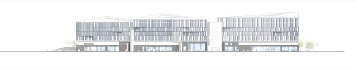New office building for Nordea Bank / Henning Larsen Architects