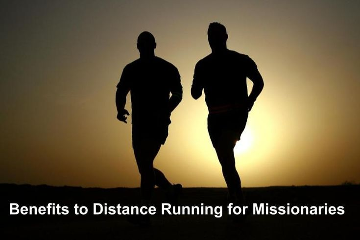 Running does wonders for missionaries, pre-missionaries, and RMs!