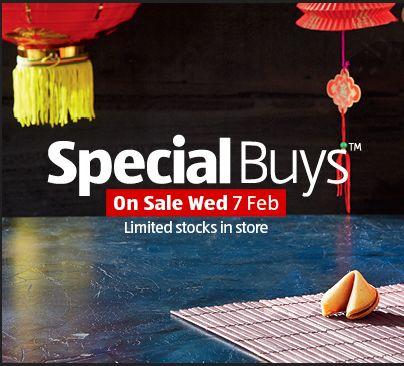 Aldi Catalogue Wednesday Specials, 7 February 2018 - http://olcatalogue.com/aldi/aldi-catalog.html