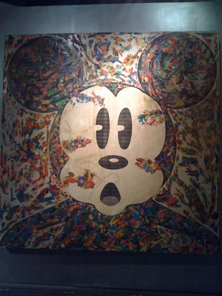 Mr. Brainwash Exhibit