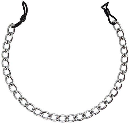 Erotic Fashion ra7669 Nippelklemmen, Silber Metall justierbar, 1er-Pack (1 x 1 Stück)