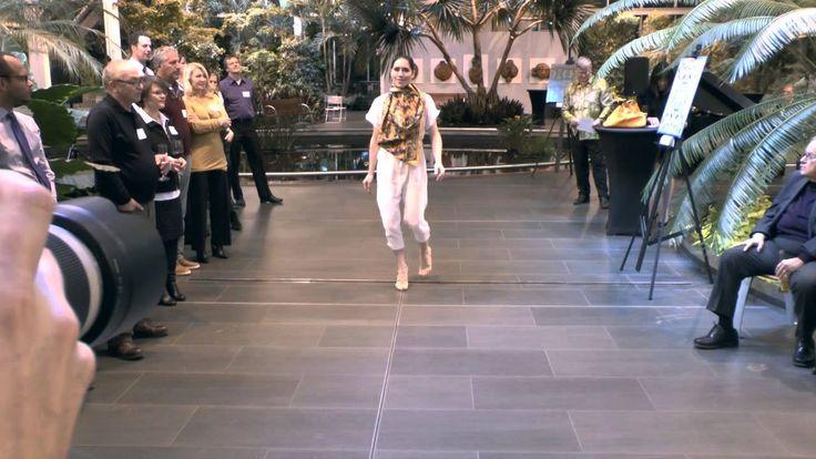 2015 Scarves Fashion Show - Defile de Mode By Jean Michel