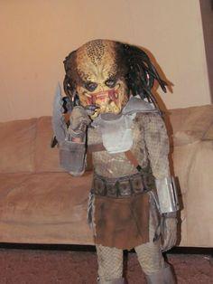 Picture of Kids Predator costume