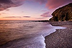 Early Morning, Blackhall Rocks, Blackhall, County Durham, England