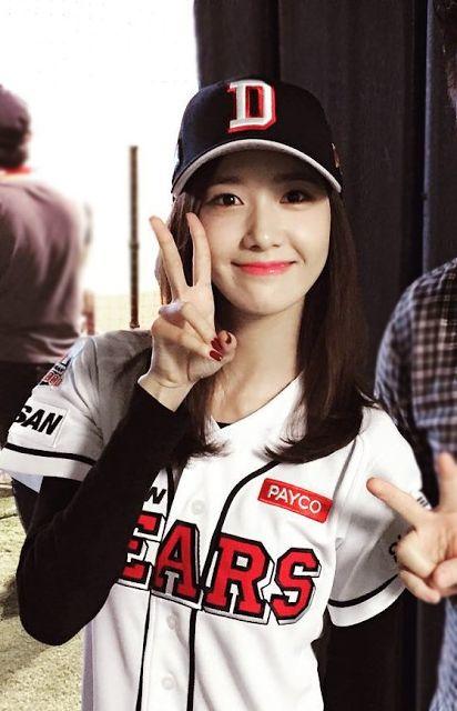 Yoona - Baseball game 2015