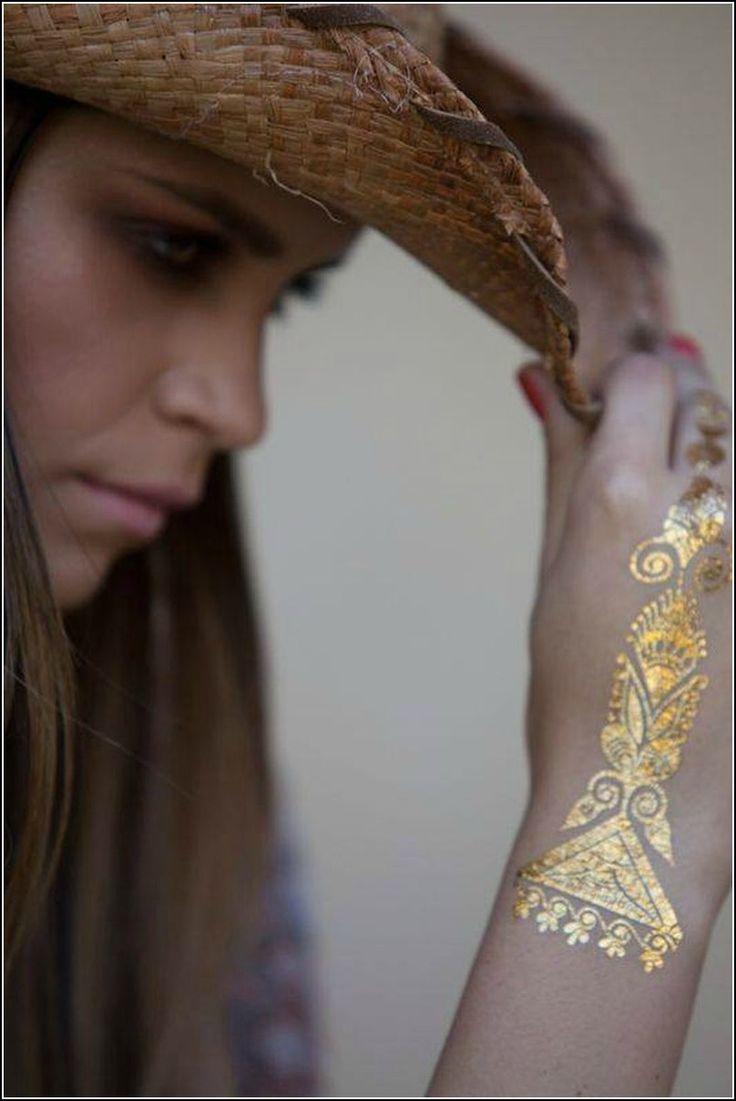 Navaho tattoos