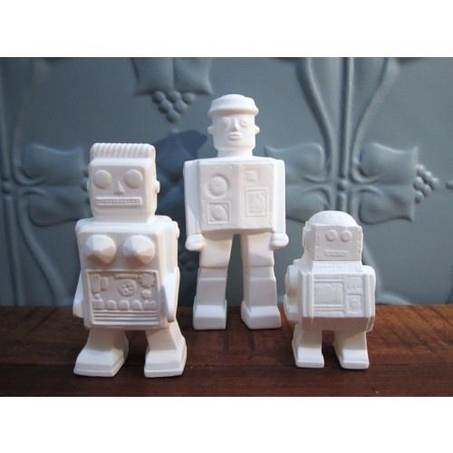 robot family!