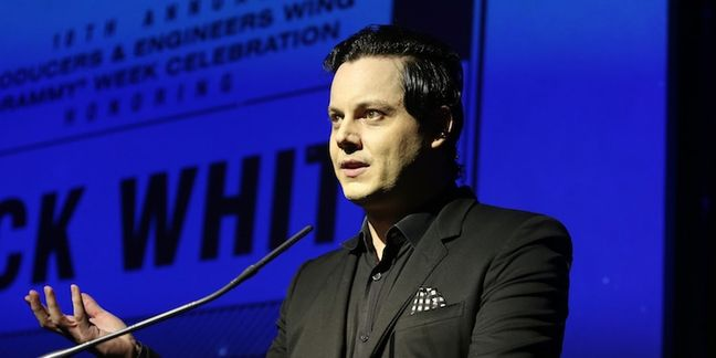 Watch Jack White Joke About Kellyanne Conway, Quote Michael Jackson in Grammy Honors Speech    Pitchfork