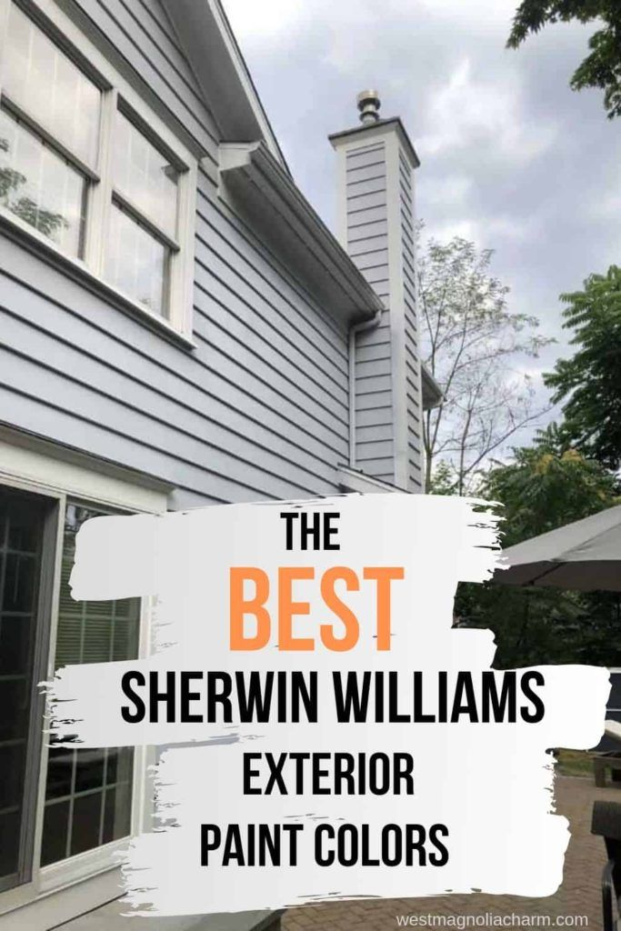 Popular Sherwin Williams Exterior Paint Colors Sherwin Williams Exterior House Colors Exterior Gray Paint Grey Exterior House Colors