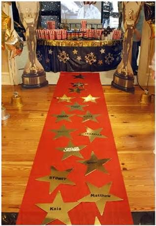 red carpet party theme - Bing Images