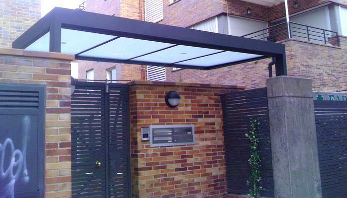 Rejas de hierro ventanas y puertas de hierro automatismo - Rejas de hierro forjado ...