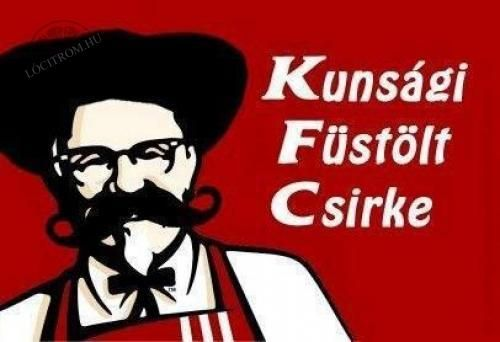 KFC - magyar verzió