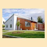 Лара - одноэтажный финский дом в стиле модерн размером 150 кв.метров