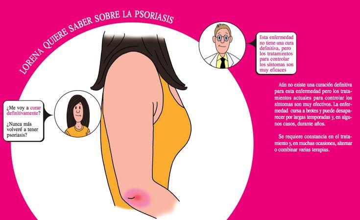 ¿Me puedo curar definitivamente de la psoriasis?? www.fundapso.org