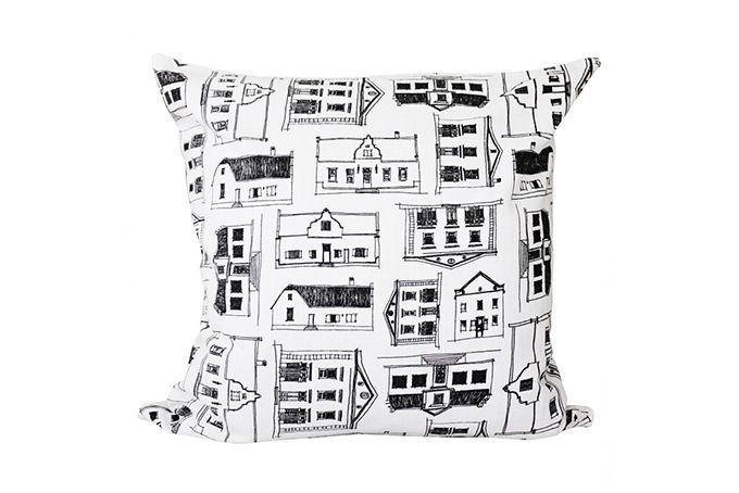 Cape Dutch Scatter cushion cover by Design Kist