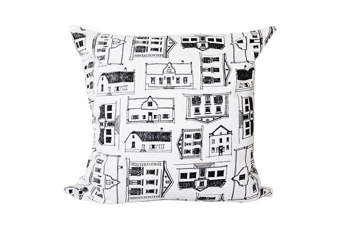 Cape Dutch Scatter cushion cover by Design Kist