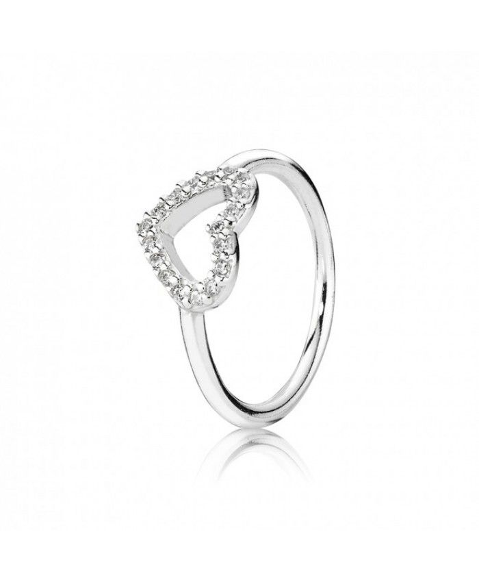 f41875fd8 PANDORA 190861CZ Heart Ring | Pandora Love Heart