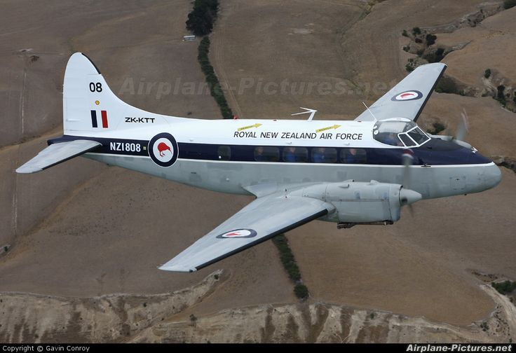 RNZAF de Havilland DH.104 Dove