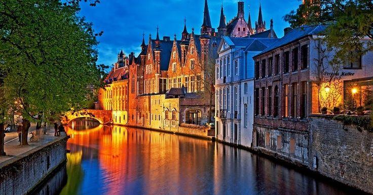 Fuso horário Bélgica x Brasil #Bélgica #Planejamento #europa #viagem