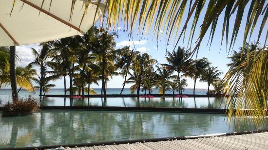 Trou aux Biches Resort & Spa, Mauritius - Elegante y cuidado espacio común (doranat, Aug 2013) Excepcional luna de miel