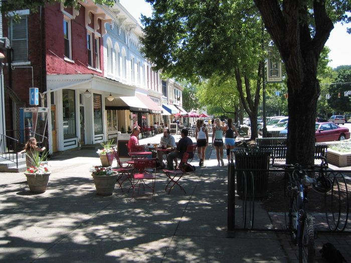 """With a population of about 5,700 (when college is in session) this Licking County village is arguably """"One of Ohio's Best Small Towns."""""""