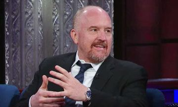 Louis C.K.: Trump Is A 'Gross Crook Dirty Rotten Lying Sack Of S**t'   The Huffington Post