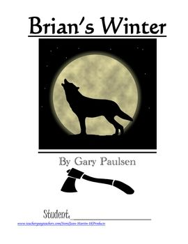 Book report on brians winter