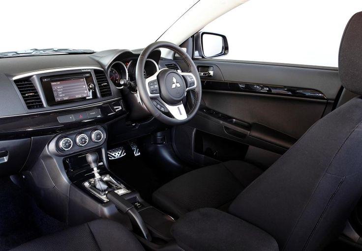 #MitsubishiLancer #Ralliart interior #LoveThatCar http://www.mitsubishi-motors.com.au/vehicles/lancer?cid=pinterestLancer