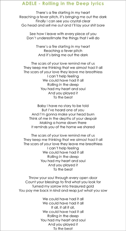 We Almost Had It All With Images Adele Lyrics Adele