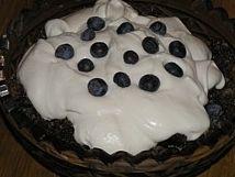Apple sponge pudding and aeblekage recipe