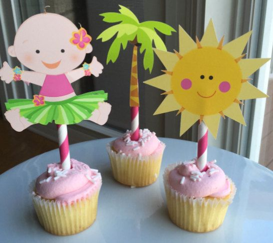 baby girl centerpieces on pinterest baby shower table decorations