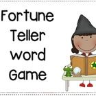 This word game contains the 1,000 Fry words, as well as blank cards so that you can use any words at all to play. Students take turns giving clues to their partner to help them guess the word. The teams earn a point for every guess they make. The object is to have the lowest number of points when the game is finished. Kindergarten, 1st, 2nd, 3rd, 4th, 5th grades