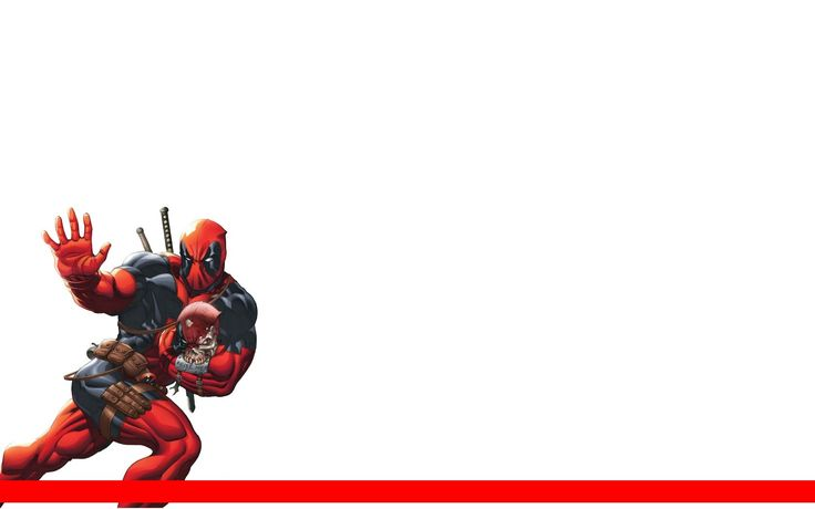 deadpool screensavers backgrounds (Byron Allford 1680x1050)