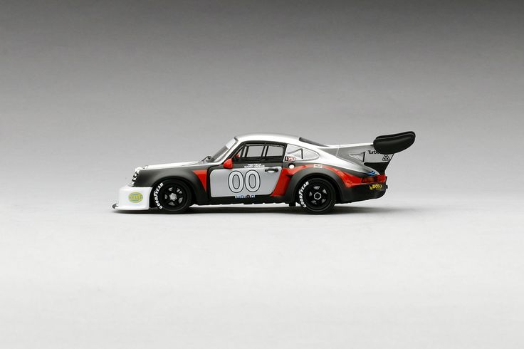 Porsche 911 Carrera RSR Turbo #00 1974 Daytona 24 Hr. Interscope Racing