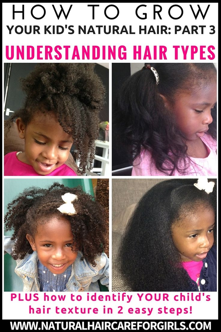 Chris hyndman hair piece - How To Grow Kid S Natural Hair For Beginners Part 3 Hair Types And How To Identify Your Hair Type In 2 Easy Steps