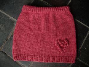 Little Knitted Skirt