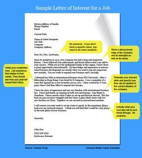Writing a cover letter tips.