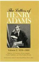 The Letters of Henry Adams, Volumes 1-3: 1858-1892 (Volumes 1 Thru 3) (v. 1-3) by Henry Adams. $286.50. Publication: January 1, 1982. Publisher: Belknap Press of Harvard University Press (January 1, 1982). 2016 pages. Author: Henry Adams