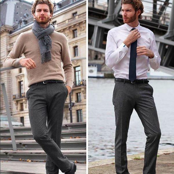 #look #fashion #menswear #atelierparticulier #lepantalon #echarpe #cravate #ceinture #flanelle #luxe #madeinFrance #madeinItaly