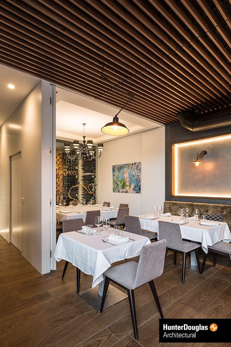 Plafond Inspiratie Woon Inspiration Restaurant Architecture