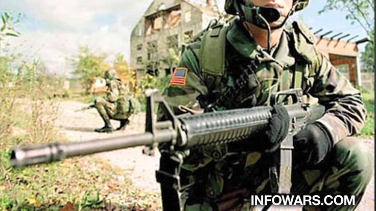 Oath Keepers: American Revolution Started Over Disarmament