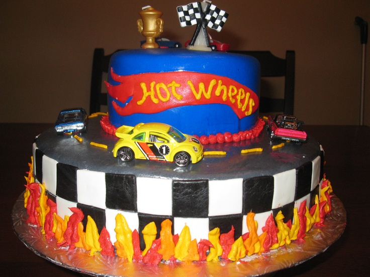 1000+ images about Hot Wheels Birthday on Pinterest
