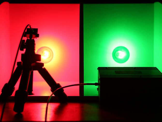 Taking a closer look at color-changing LEDs